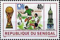 [Football World Cup - West Germany, Typ NV]