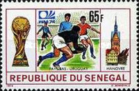[Football World Cup - West Germany, Typ NW]
