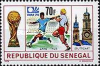 [Football World Cup - West Germany, Typ NX]