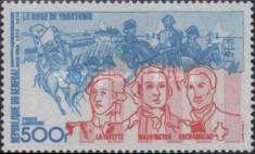 [Airmail - The 200th Anniversary of Independence of the United States of America, 1976, Typ OT]