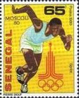 [Olympic Games - Moscow, USSR, type US]