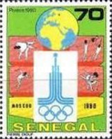 [Olympic Games - Moscow, USSR, Typ UT]