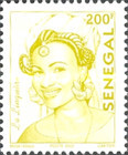 [Senegalese Elegance - The Peulh Woman, type XNS]