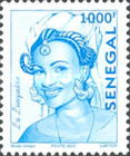 [Senegalese Elegance - The Peulh Woman, type XNS10]