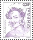 [Senegalese Elegance - The Peulh Woman, type XNS11]