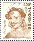 [Senegalese Elegance - The Peulh Woman, type XNS12]