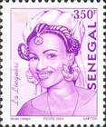 [Senegalese Elegance - The Peulh Woman, type XNS13]