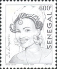 [Senegalese Elegance - The Peulh Woman, type XNS14]