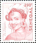 [Senegalese Elegance - The Peulh Woman, type XNS2]