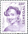 [Senegalese Elegance - The Peulh Woman, type XNS4]