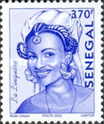 [Senegalese Elegance - The Peulh Woman, type XNS5]