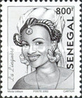 [Senegalese Elegance - The Peulh Woman, type XNS9]