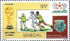 [Football World Cup - Mexico 1986, Typ ZZ]