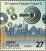 [The 50th Anniversary of Radio Studio B, type AEC]