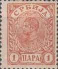 [King Alexander I, 1888-1934 - Ordinary Thick White Paper, type F12]