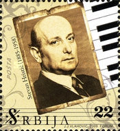 [Great Personalities of Serbian Classical Music, type GB]