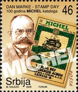 [Stamp Day - The 100th Anniversary of MICHEL Catalogue, type GS]