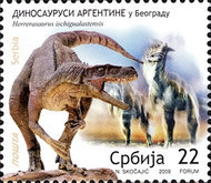 [Dinosaurs of Argentina - Giants of Patagonia, type GT]