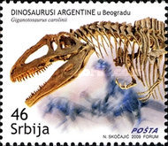 [Dinosaurs of Argentina - Giants of Patagonia, type GU]