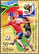 [Football World Cup - South Africa, type HU]