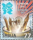 [Olympic Games - London, England, type MD]