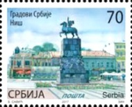 [Cities of Serbia, type VY]