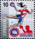 [Women's European Handball Championship, type BG]