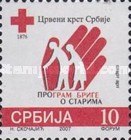 [Red Cross - Solidarity Week, type K]