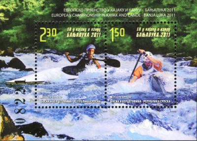 [European Championship in Kayak and Canoe, Banja Luka, Typ ]