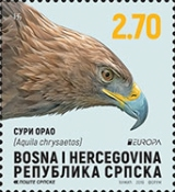 [EUROPA Stamps - National Birds, Typ AOD]