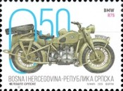 [Definitives - Motorcycles, Typ AOU]