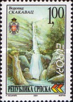 [EUROPA Stamps - Water, Treasure of Nature, Typ FY]