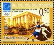 [Olympic Games - Athens, Greece, type JZ]