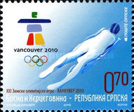[Winter Olympic Games - Vancouver, Canada, type QU]