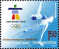 [Winter Olympic Games - Vancouver, Canada, type QV]