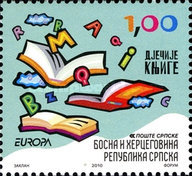 [EUROPA Stamps - Children's Books, type QY]