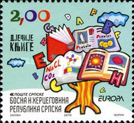 [EUROPA Stamps - Children's Books, type QZ]