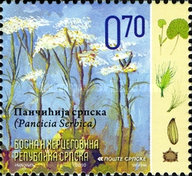 [Flora - Protected Species of Sutjeska Park, Typ RM]