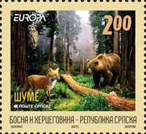[EUROPA Stamps - International Year of Forests, type SF]