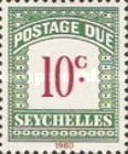 [Postage Due Stamps - Different Watermark and Inscription