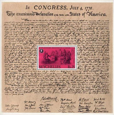 [The 200th Anniversary of American Revolution, Typ ]