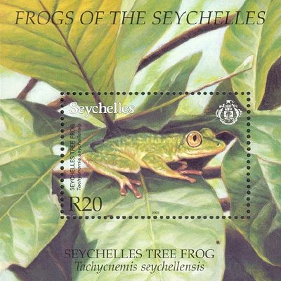 [Endangered Species - Frogs, Typ ]