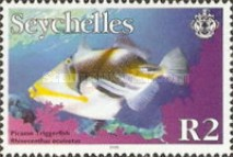 "[Marine Life Definitives - Year ""2012"" on Stamps, type AAJ1]"