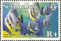 "[Marine Life Definitives - Year ""2012"" on Stamps, type AAL1]"