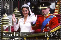 [Royal Wedding - Prince William & Catherine Middleton, type ACB]