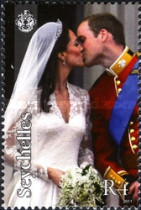 [Royal Wedding - Prince William & Catherine Middleton, type ACC]