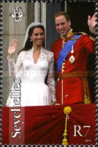 [Royal Wedding - Prince William & Catherine Middleton, type ACD]