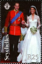 [Royal Wedding - Prince William & Catherine Middleton, type ACE]