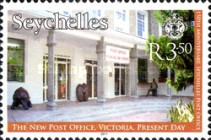 [The 150th Anniversary of the Seychelles Post Office, type ACG]