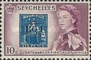 [The 100th Anniversary of First Seychelles Post Office, Typ AT]